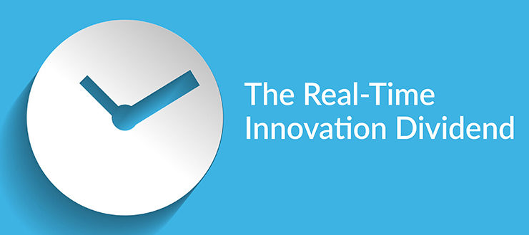 The Real-Time Innovation Dividend