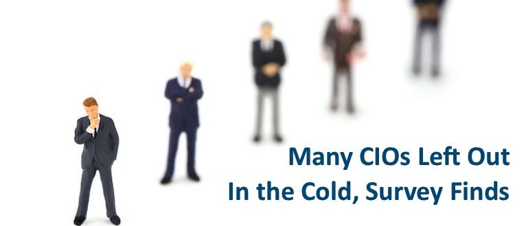 CIOs survey