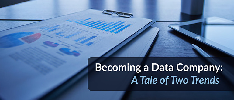Becoming a Data Company