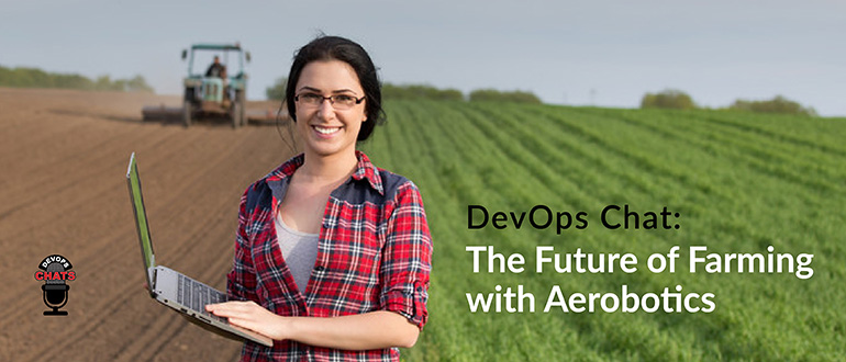 Future of Farming with Aerobotics