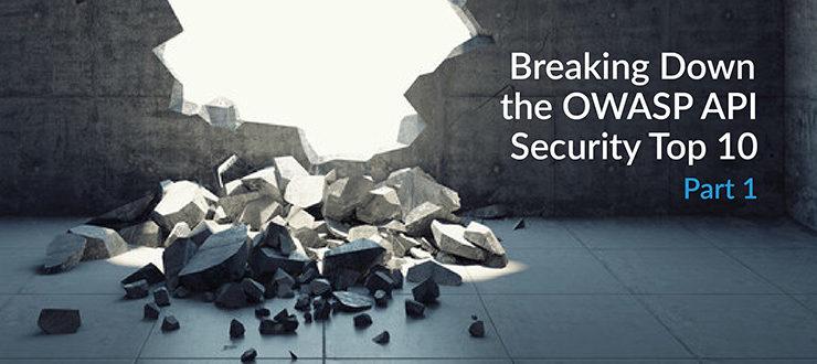 Breaking Down the OWASP API Security