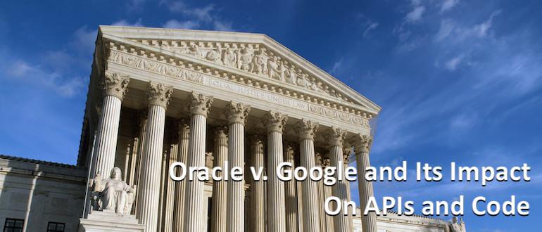 Oracle v Google