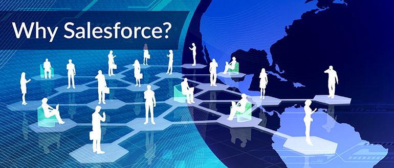 Why Salesforce