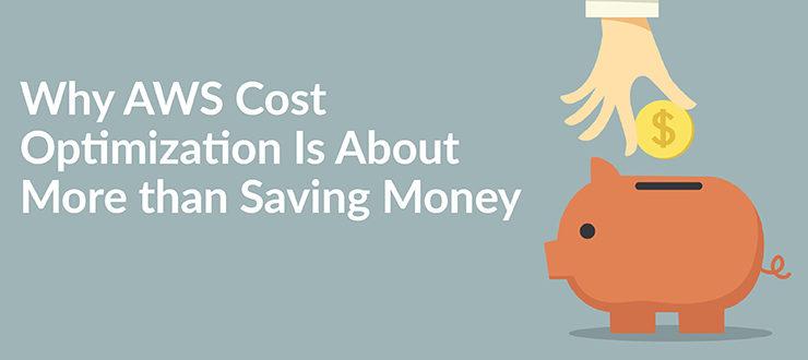 AWS Cost Optimization Saving Money