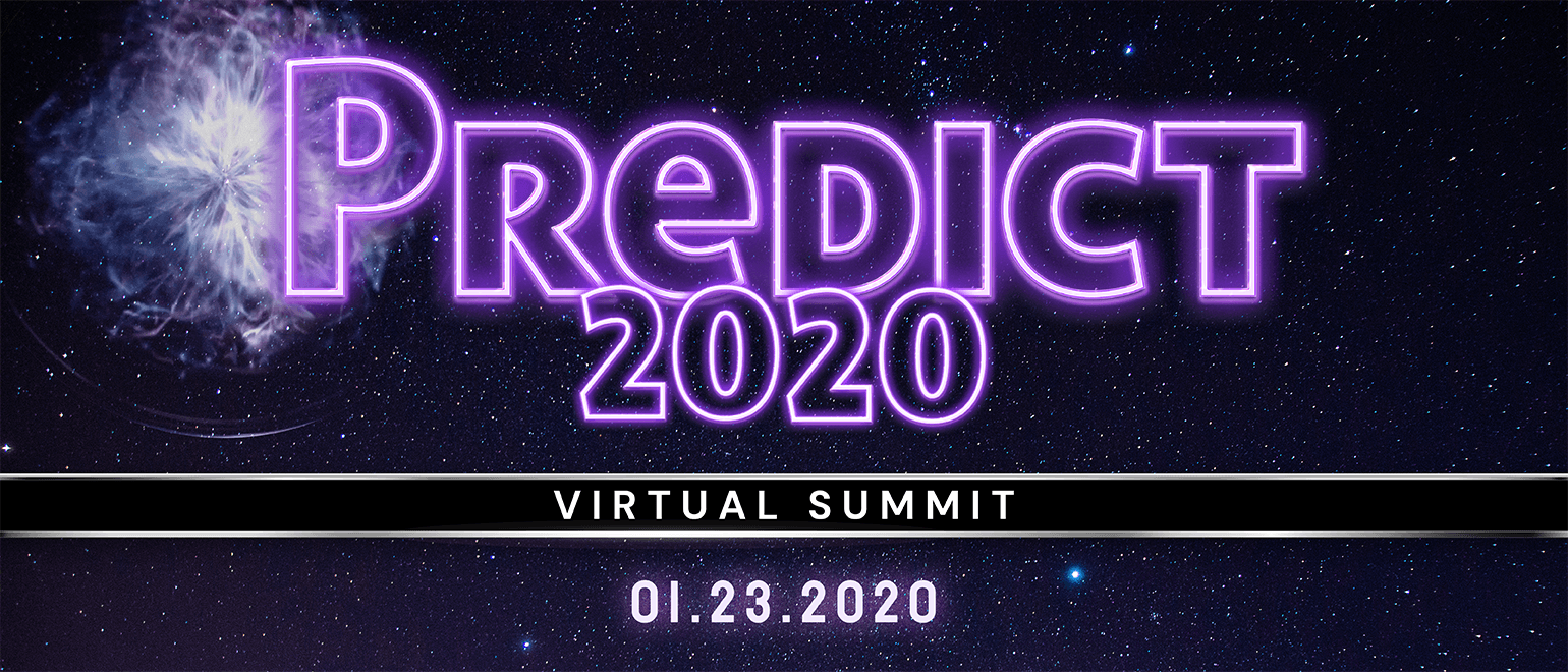 Predict 2020: What Will the New Year Bring?