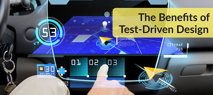 Benefits of Test-Driven Design