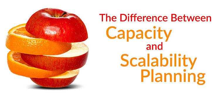 Capacity Scalability Planning