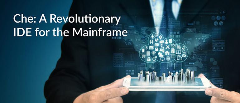 Revolutionary IDE Mainframe