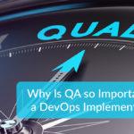 QA DevOps Implementation Strategy