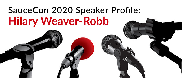 SauceCon 2020 Speaker Profile: Hilary Weaver-Robb - RapidAPI