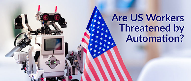 Are US Workers Threatened by Automation?