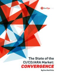 The State of the CI/CD/ARA Market: Convergence