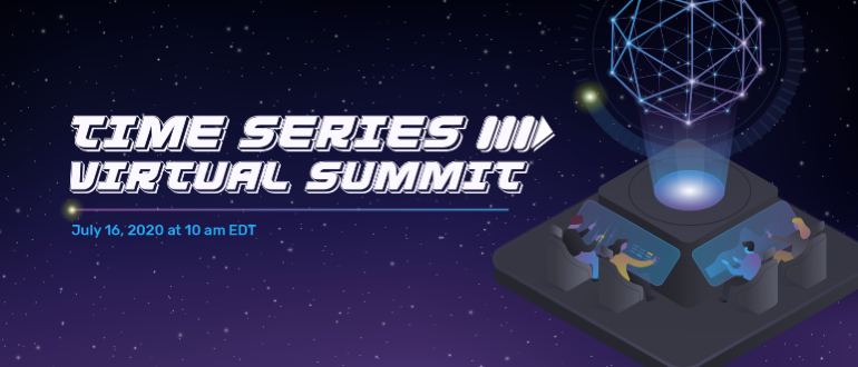 Time Series Data Virtual Summit