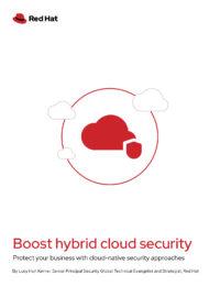 Boost Hybrid Cloud Security