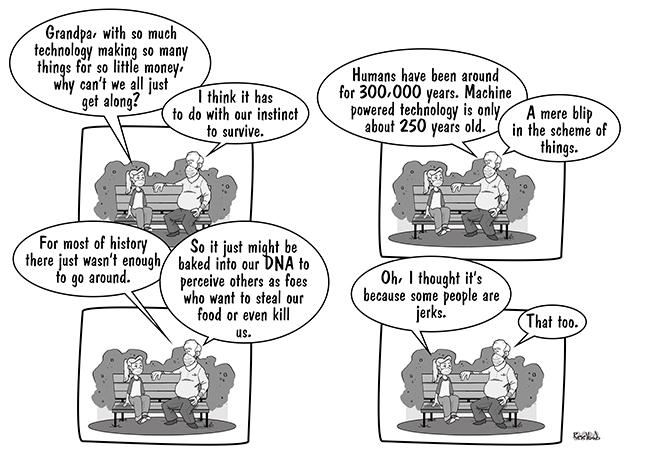 abundance-and-scarcity