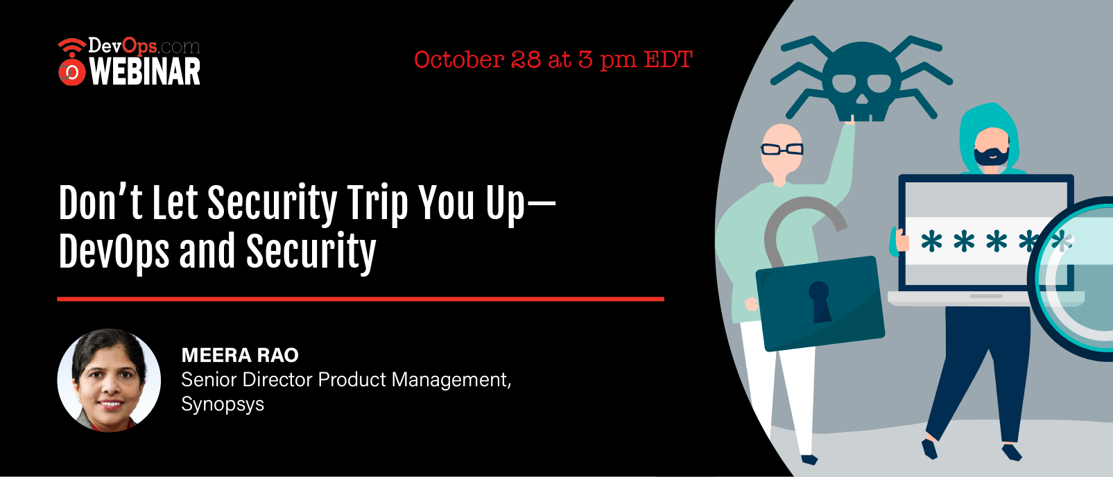 Don't Let Security Trip You Up—DevOps and Security