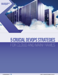 5 Crucial DevOps Strategies for Cloud and Mainframes