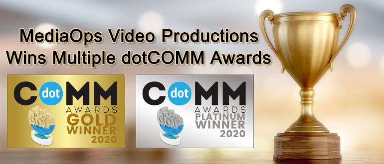 2020 dotCOMM Awards