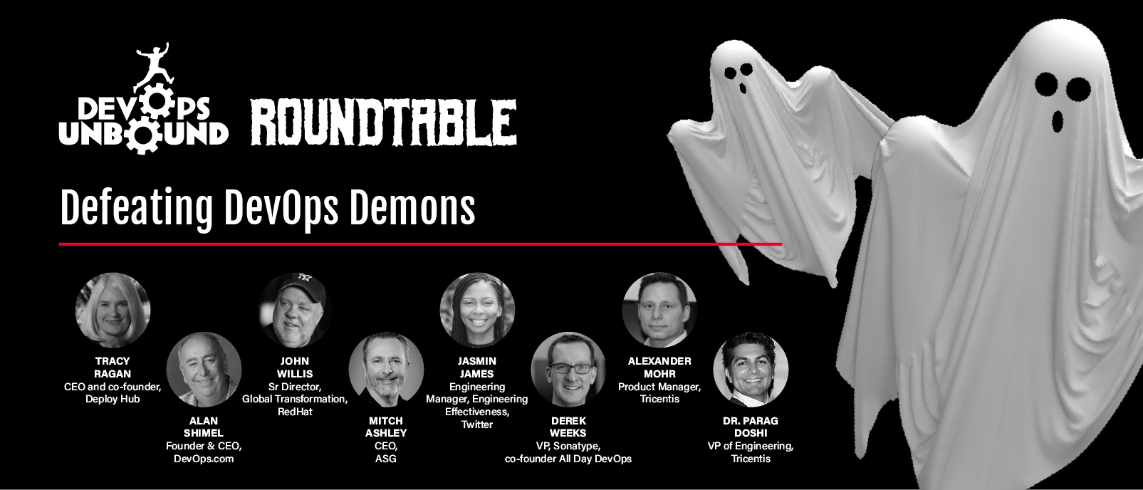 Defeating DevOps Demons and Haunted Systems