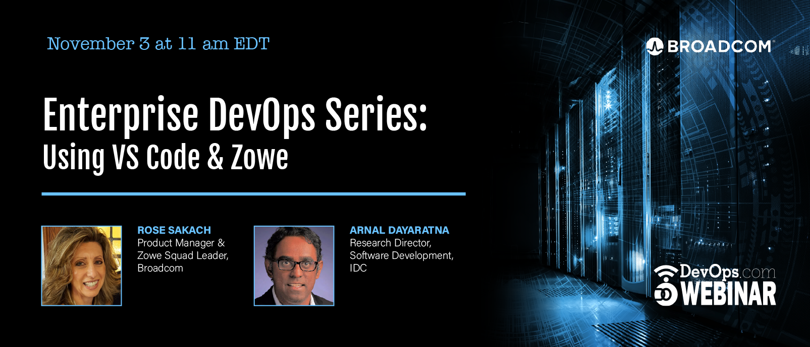 Enterprise DevOps Series: Using VS Code & Zowe