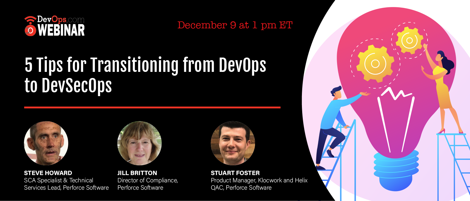 5 Tips for Transitioning from DevOps to DevSecOps