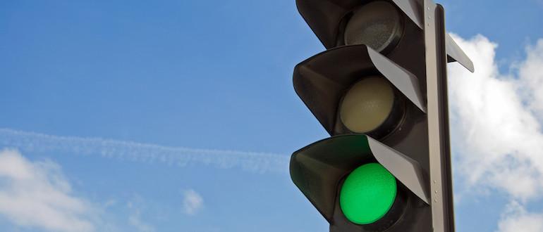 blue-green deployment authorization