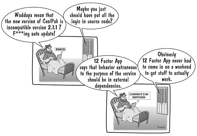 12-factor-dependencie