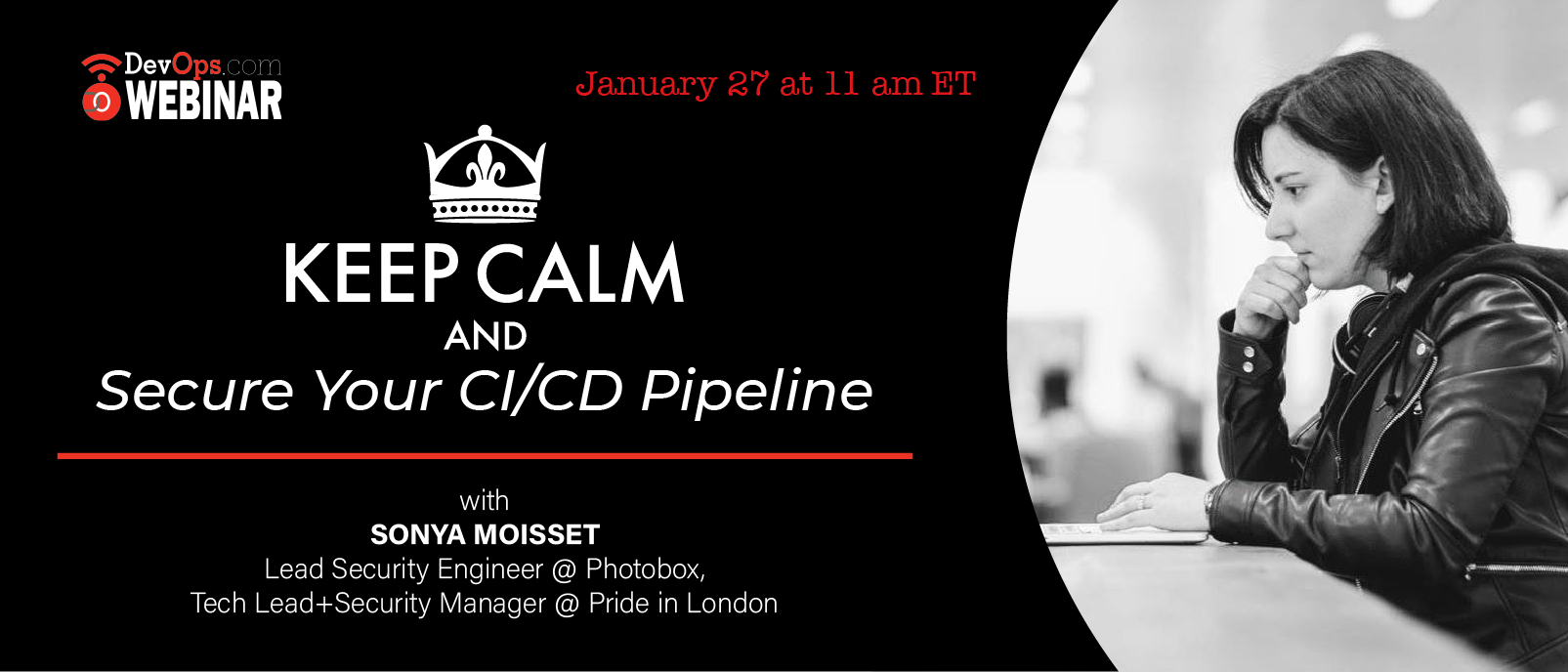 Keep Calm and Secure Your CI/CD Pipeline
