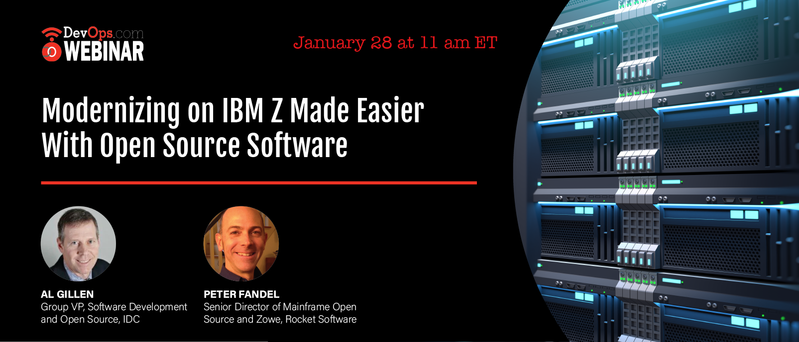 Modernizing on IBM Z Made Easier With Open Source Software