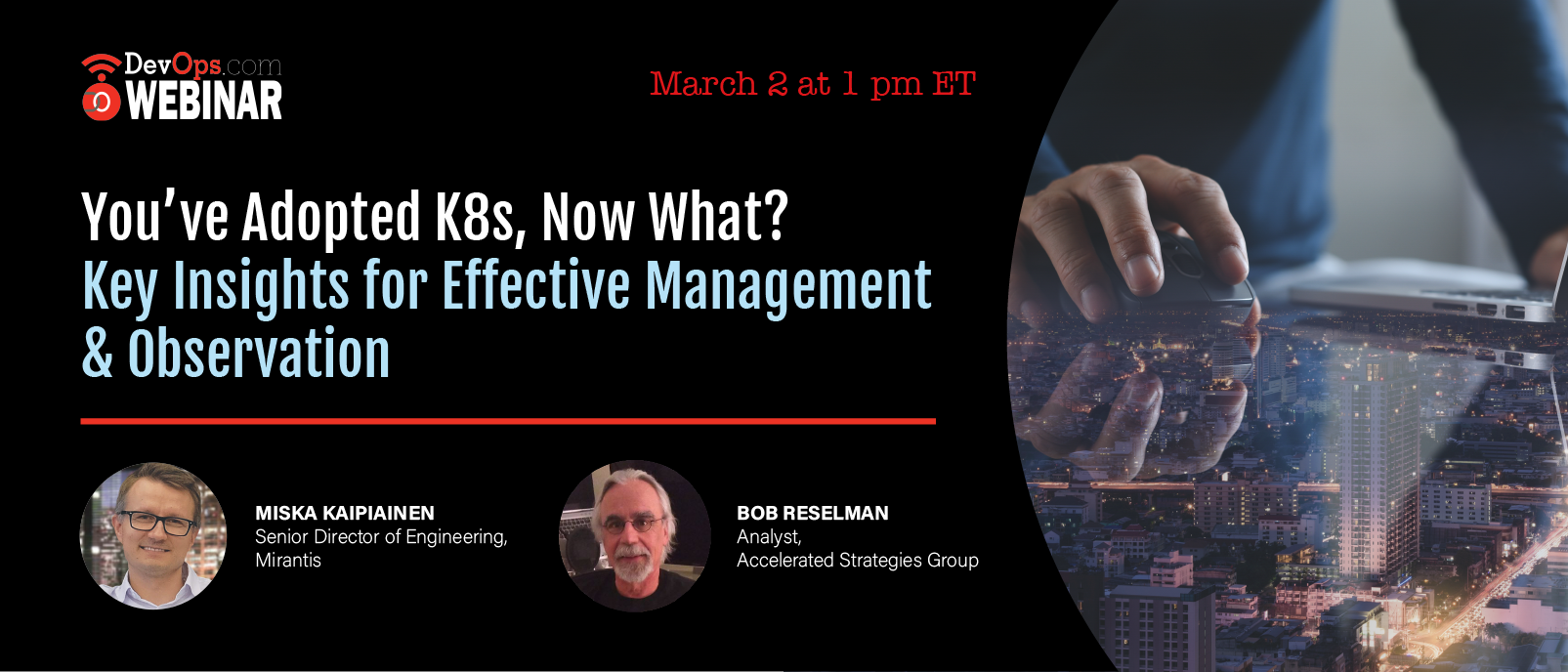 You've Adopted K8s, Now What? Key Insights for Effective Management & Observation