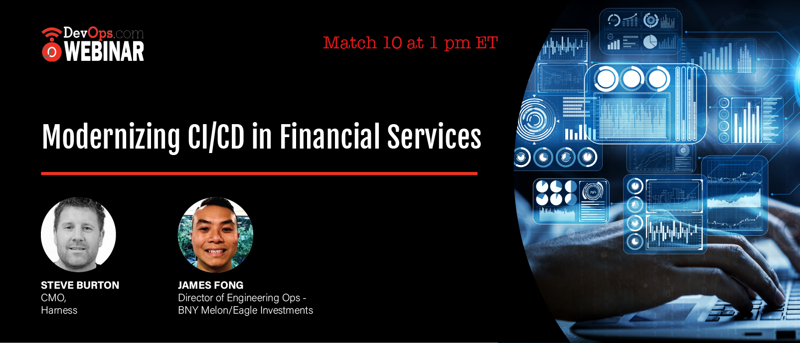 Modernizing CI/CD in Financial Services