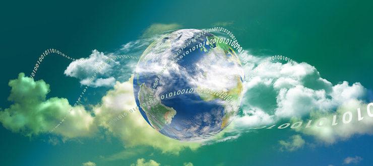 Earth Day data center cloud-native