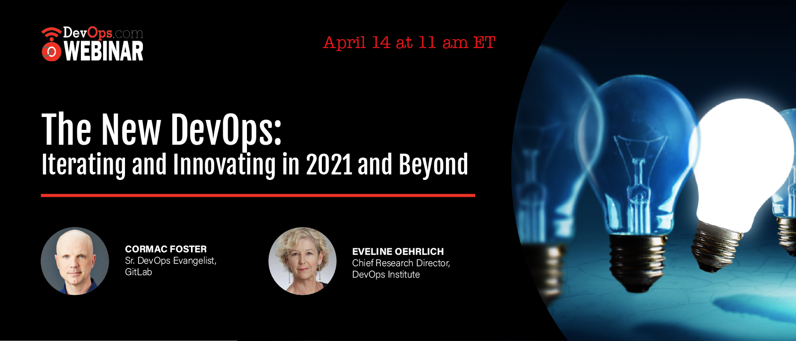 The New DevOps: Iterating and Innovating in 2021 and Beyond