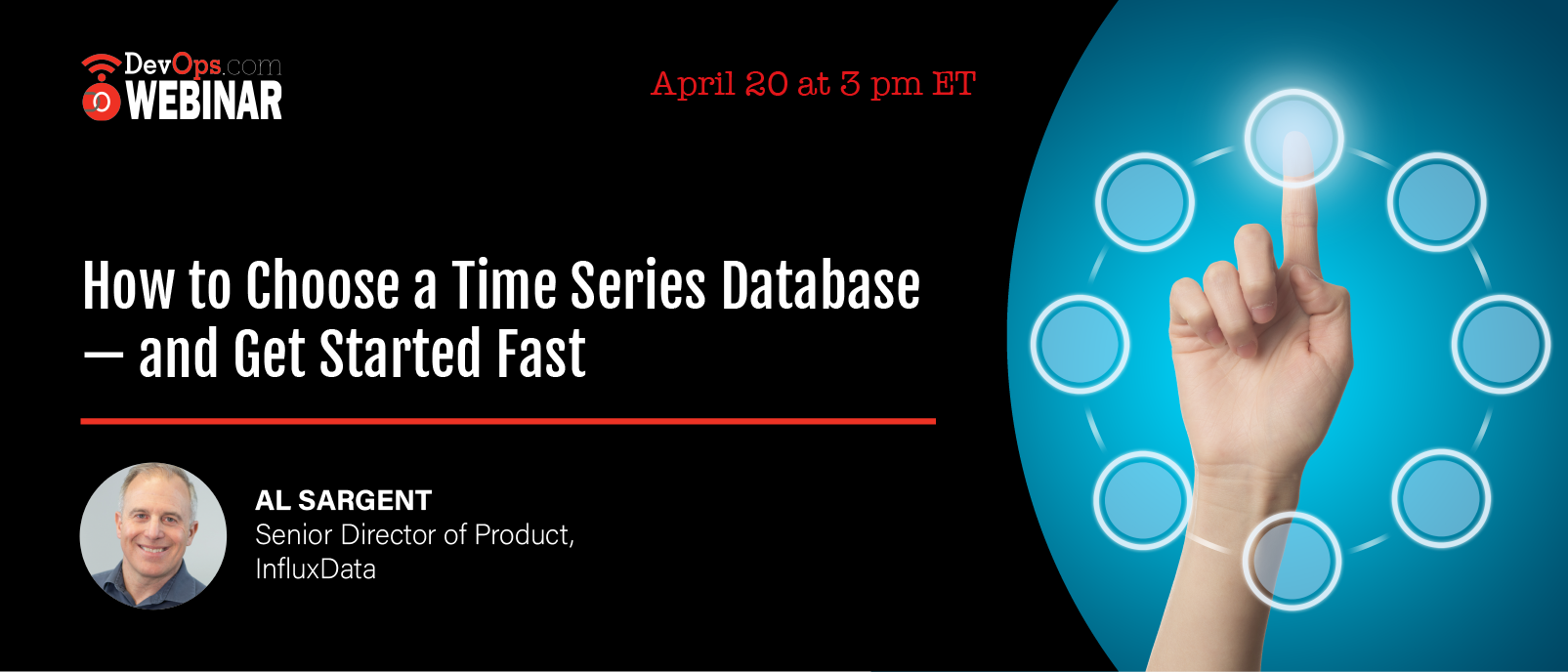 How to Choose a Time Series Database — and Get Started Fast