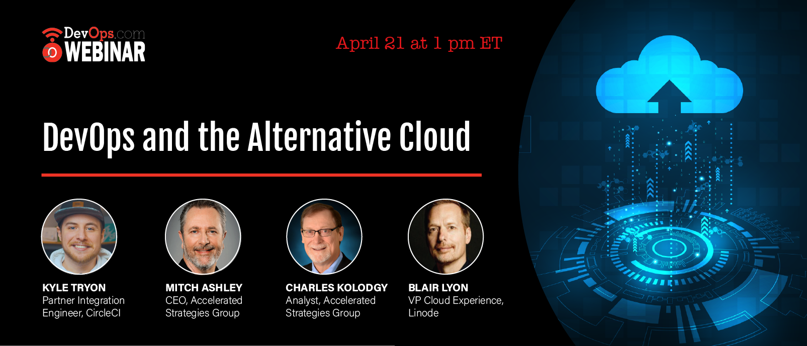 DevOps and the Alternative Cloud
