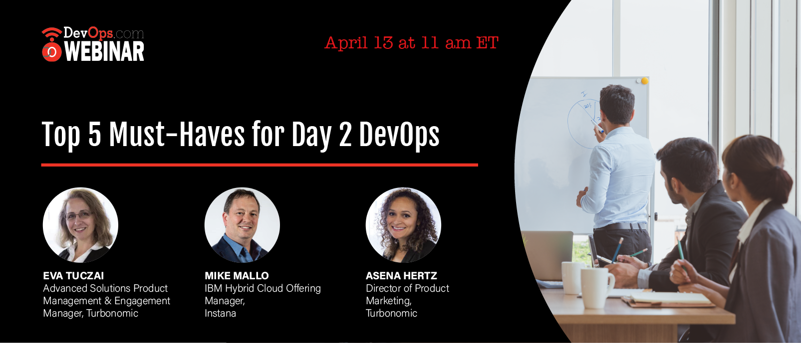 Top 5 Must-Haves for Day 2 DevOps