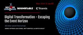 Digital Transformation - Escaping the Event Horizon