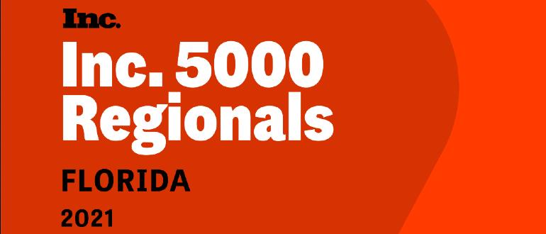 Inc. 5000 Regionals FL - DevOps.com - MediaOps - fastest-growing company