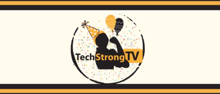 TechStrong TV Anniversary