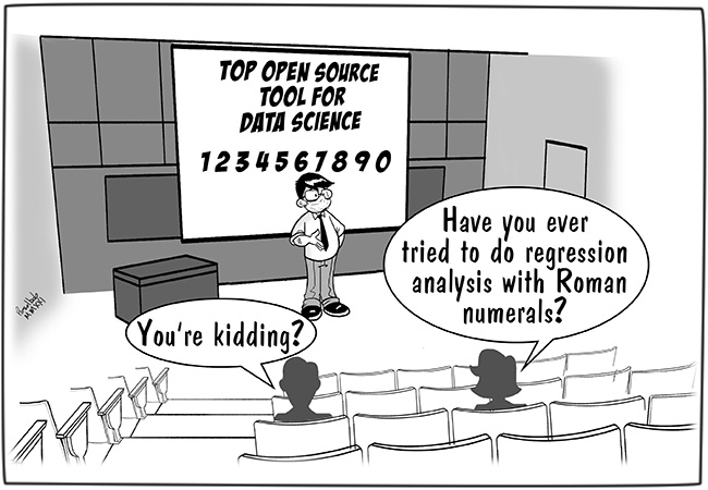 Top Open Source Tool: Data Science