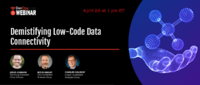 Demystifying Low-Code Data Connectivity