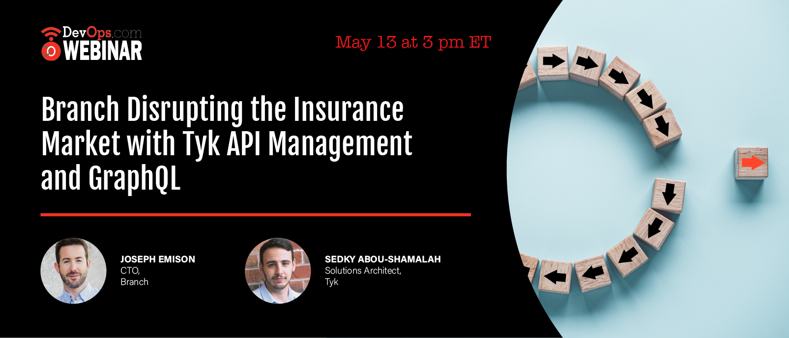 Branch Disrupting the Insurance Market with Tyk API Management and GraphQL