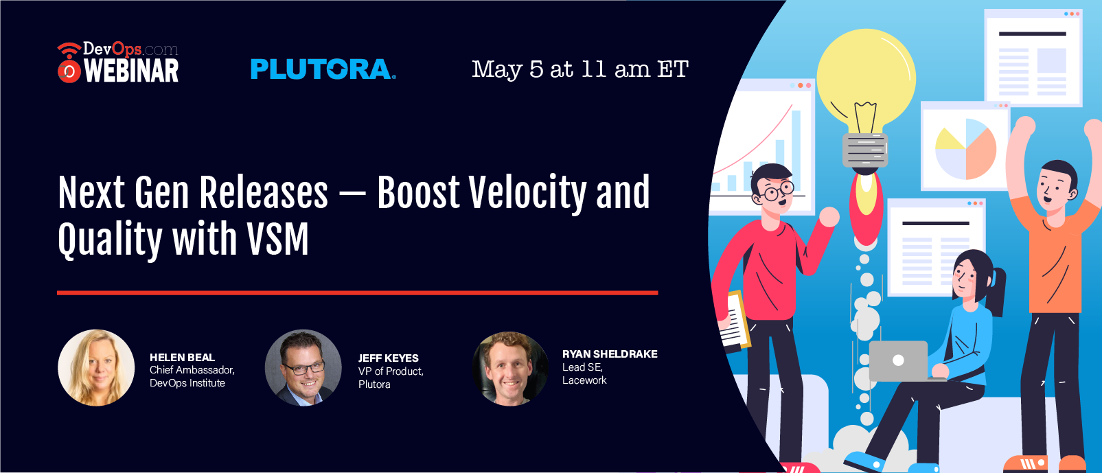 Next Gen Releases — Boost Velocity and Quality with VSM