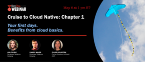 Cruise to Cloud Native: Chapter 1. Your first days. Benefits from cloud basics.
