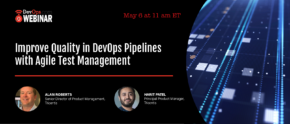 Improve Quality in DevOps Pipelines with Agile Test Management