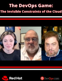 The DevOps Game: The Invisible Constraints of the Cloud