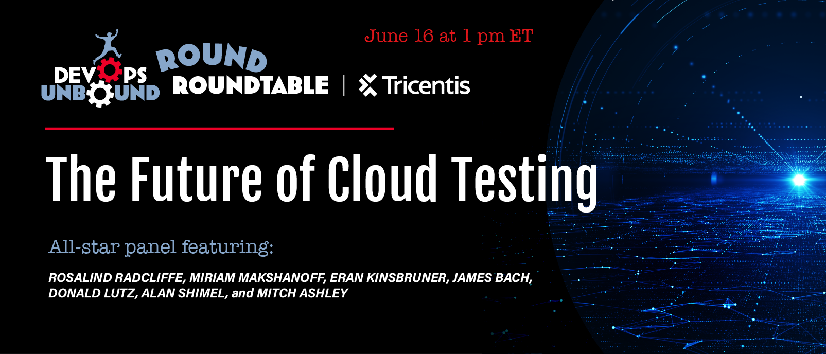 The Future of Cloud Testing