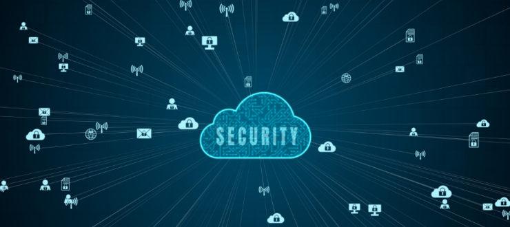 Managing cloud security