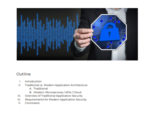 Application Security and API Security