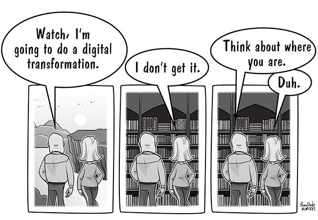 digitized-transformation
